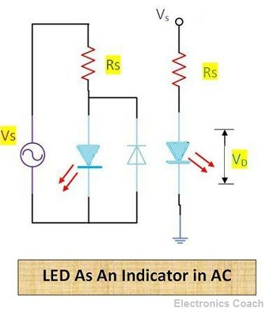 What is LED? - Construction, Working, Characteristics & Applications ...