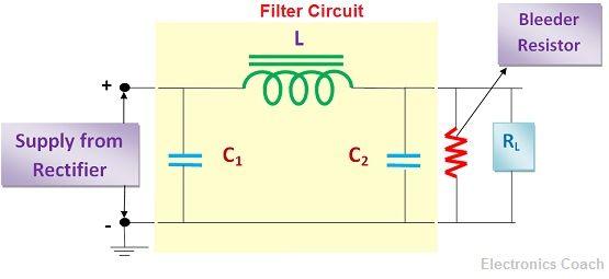 Bleeder resistor