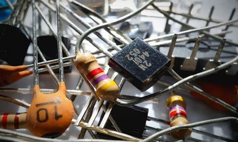 What Is Electronic Component Active Components And Passive