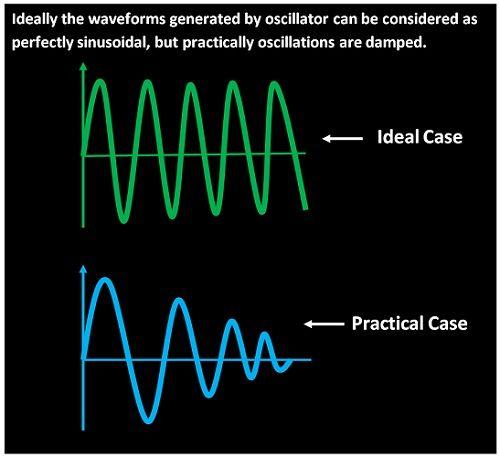 clapp oscillator waveform