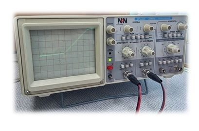 oscilloscope picture