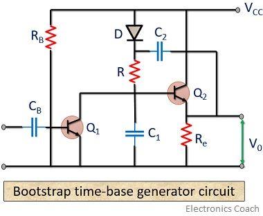 bootstrap timebase generator circuit 1
