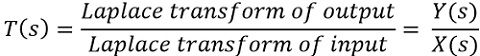 eq1 transfer function