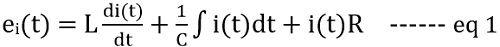 eq13 transfer function