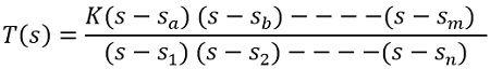 eq6 transfer function