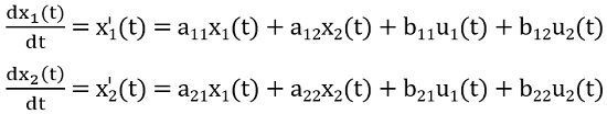 state variable equation