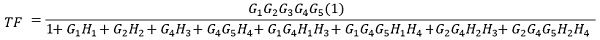 solution of example 2 of mason's gain formula2