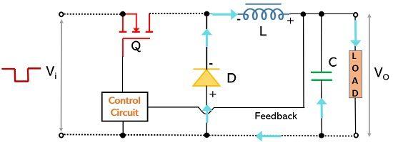 operation of buck switching regulator2